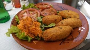Bacalhau pastries