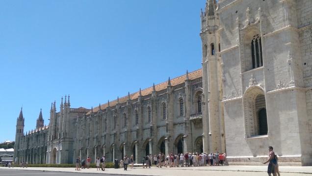 Jerónimos Monastery
