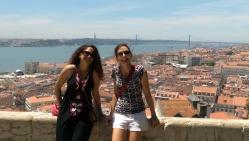 View of Lisbon from Castelo São Jorge