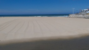 Virgin beaches