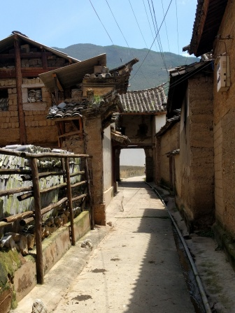 Village next to Shanxi